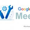 เข้าร่วมการประชุมพร้อมตัวเลือกใหม่บนหน้า Landing Page ของ Google Meet